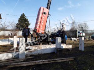 свай ЛД 12 300x225 - Забивка свай Ликино-Дулево