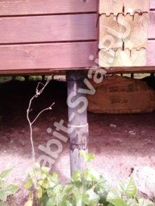 винтовых свай 3 225x300 - Минусы свайно винтового фундамента