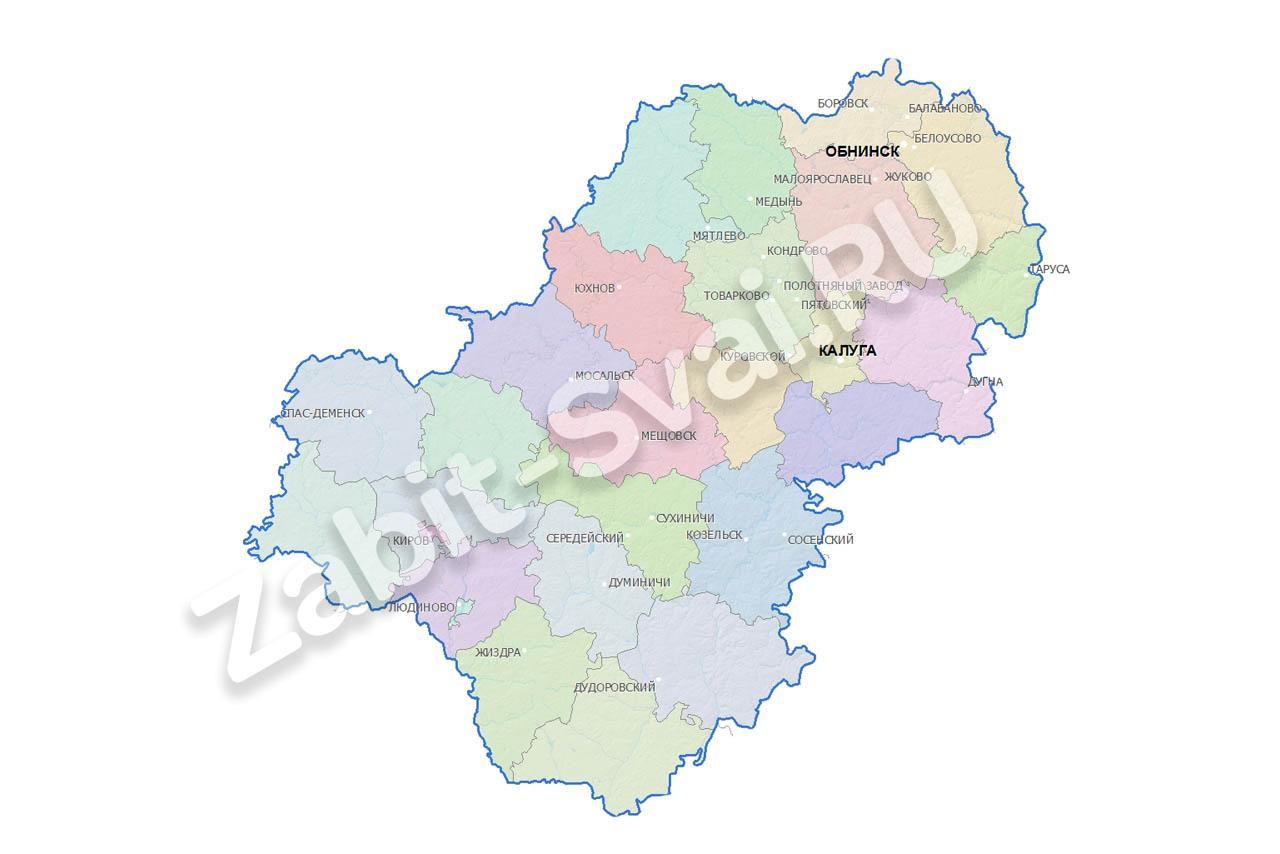в калужской области - Фундаменты Калужская область