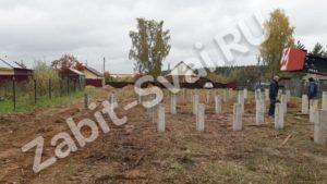 свай в Смоленской области 200х200 4 метра 2 300x169 - Забивка свай - Смоленская область