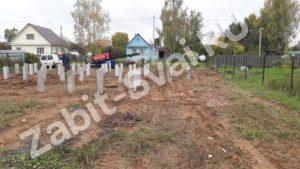 свай в Смоленской области 200х200 4 метра 5 300x169 - Забивка свай - Смоленская область