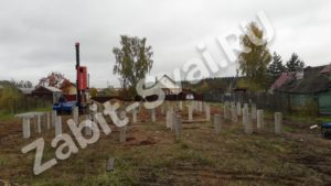 свай в Смоленской области 200х200 4 метра 8 300x169 - Забивка свай - Смоленская область