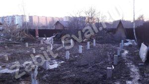 свай в Красногорском районе МО 2 300x169 - Забивка свай в Красногорском районе